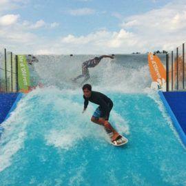 Iléo : parc aquatique sur l'île d'Oléron