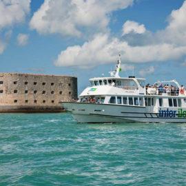 L'Île d'Aix, La Rochelle, Fort Boyard… prenez la mer !